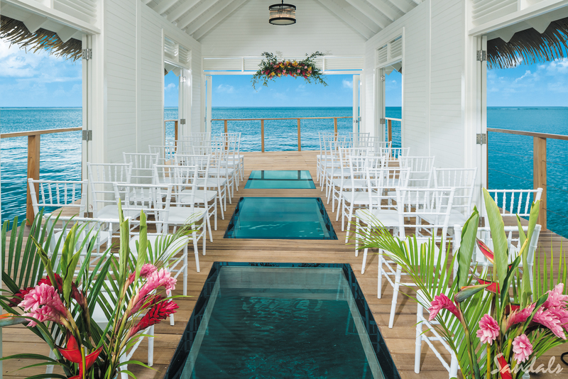 Sandals White House Chapel