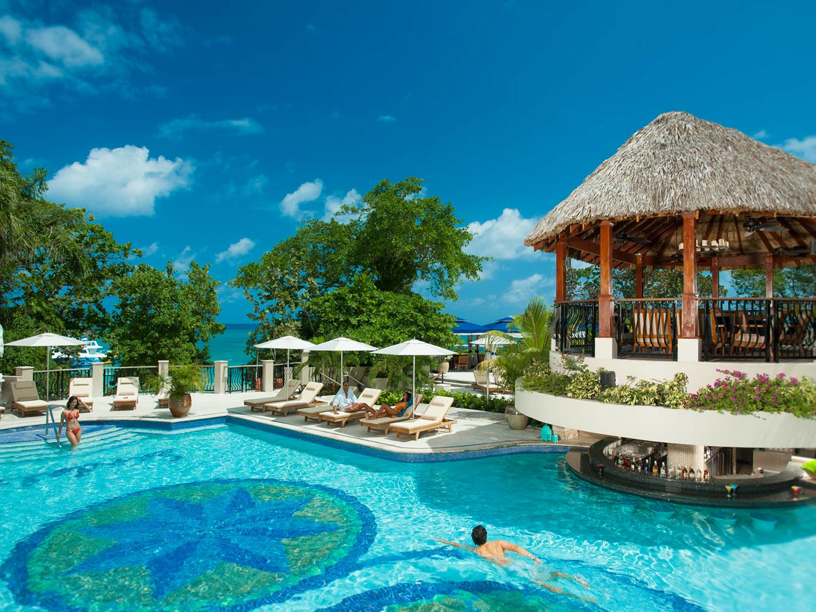 Sandals Ochi Beach Resort  All Inclusive Couples Only Resort