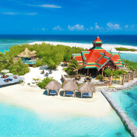 sandals royal carribean