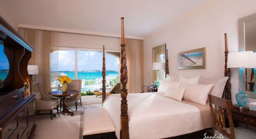 Sandals Royal Bahamian - All Inclusive Couples Only Resort on
