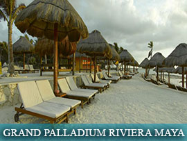 Grand Palladium Riviera Maya Resort & Spa