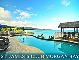 St. James's Club Morgan Bay