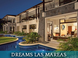 Dreams Las Mareas