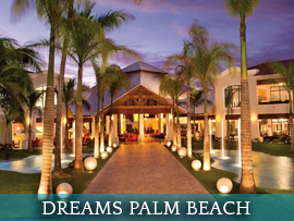 Dreams Palm Beach