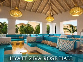 Hyatt Ziva Rose Hall