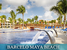 BARCELÓ MAYA PALACE DELUXE