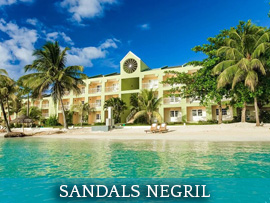 Sandals Negril Resort Specialist