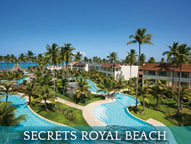 Secrets Royal Beach