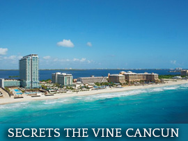 Secrets The Vine Cancun