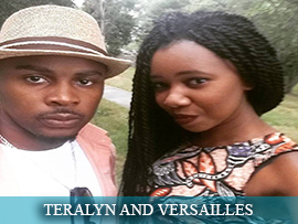 Teralyn Seabrook & Versailles Simmons