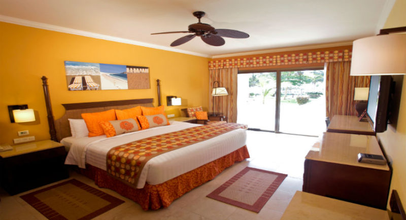 278 Junior Suite Deluxe Pool View Club Premium Hotel Barcelo Maya Palace Deluxe54 115802