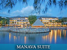 Manava Suite Resort Tahiti
