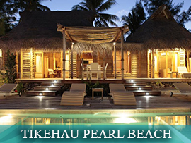 Tikehau Pearl Beach Resort