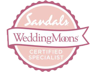 Certified Sandals Weddingmoons Specialist