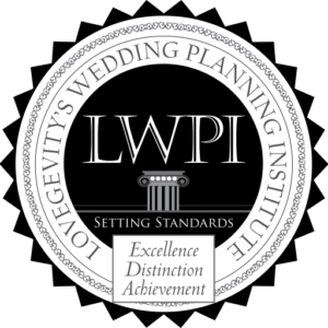 Certified Wedding Planner by The Wedding Planning Institute