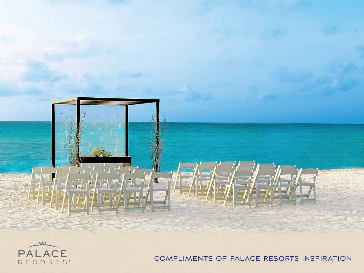 Palace Complimentary Wedding Package Exquisite Vacations Travel Destination Weddings Destination Wedding Planner