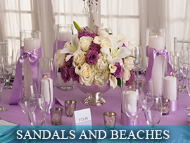 Sandals and Beaches Complimentary Wedding Package