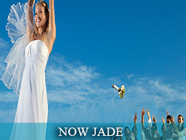 Now Jade Complimentary Wedding Package