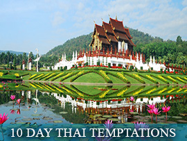 10 Day Thailand Temptations