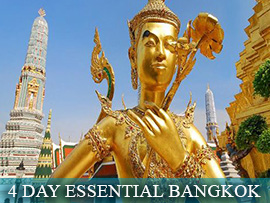 4 Day Essential Bangkok