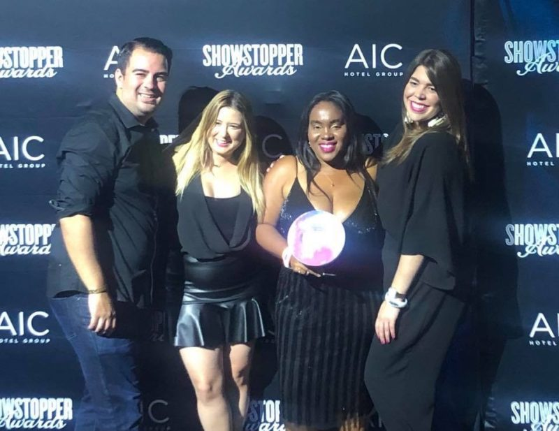 Exquisite Vacations Inc Wins Awards at Showstoppers