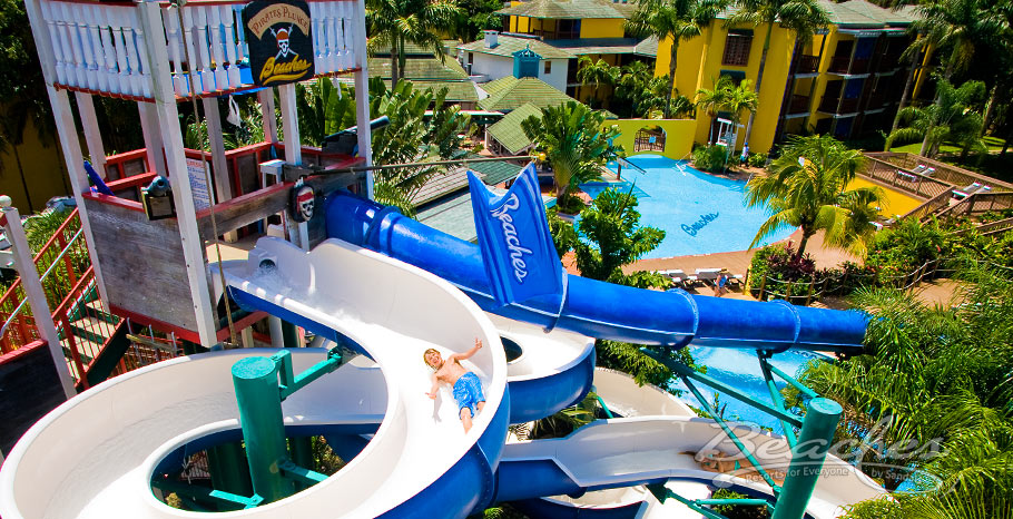 Beaches Negril Water Park