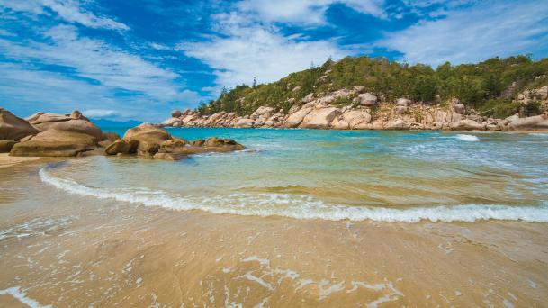 Magnetic Island, Coral Sea, QLD