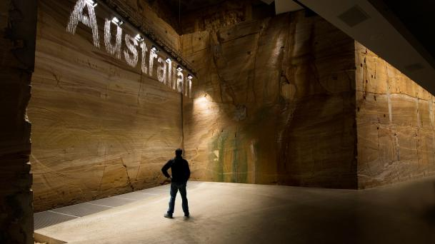 Museum of Old and New Art (MONA), Hobart, TAS