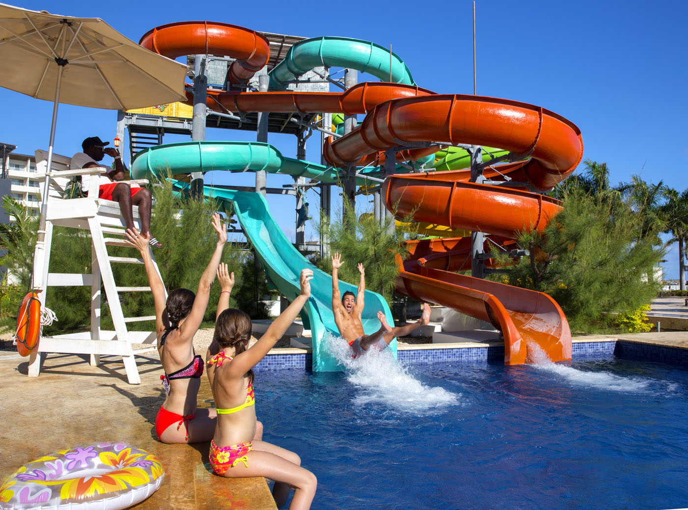All Inclusive Resorts with Waterparks  Exquisite