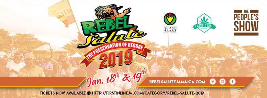 Rebel Salute 2019 Banner