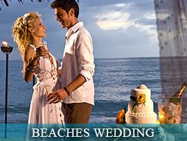 Beaches Wedding