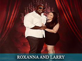 Roxanna Smith & Larry Williams II