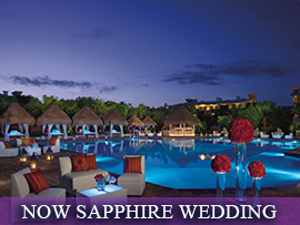 Now Sapphire Indian Wedding Package