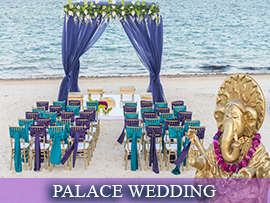 Palace Wedding