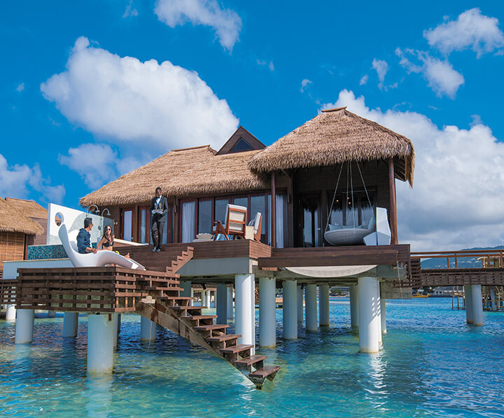 Sandals honeymoon home page