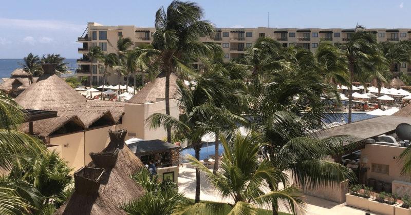 Cancun all inclusive family resorts at Miami