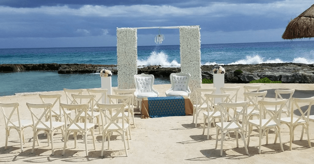 Cancun destination wedding packages at New York