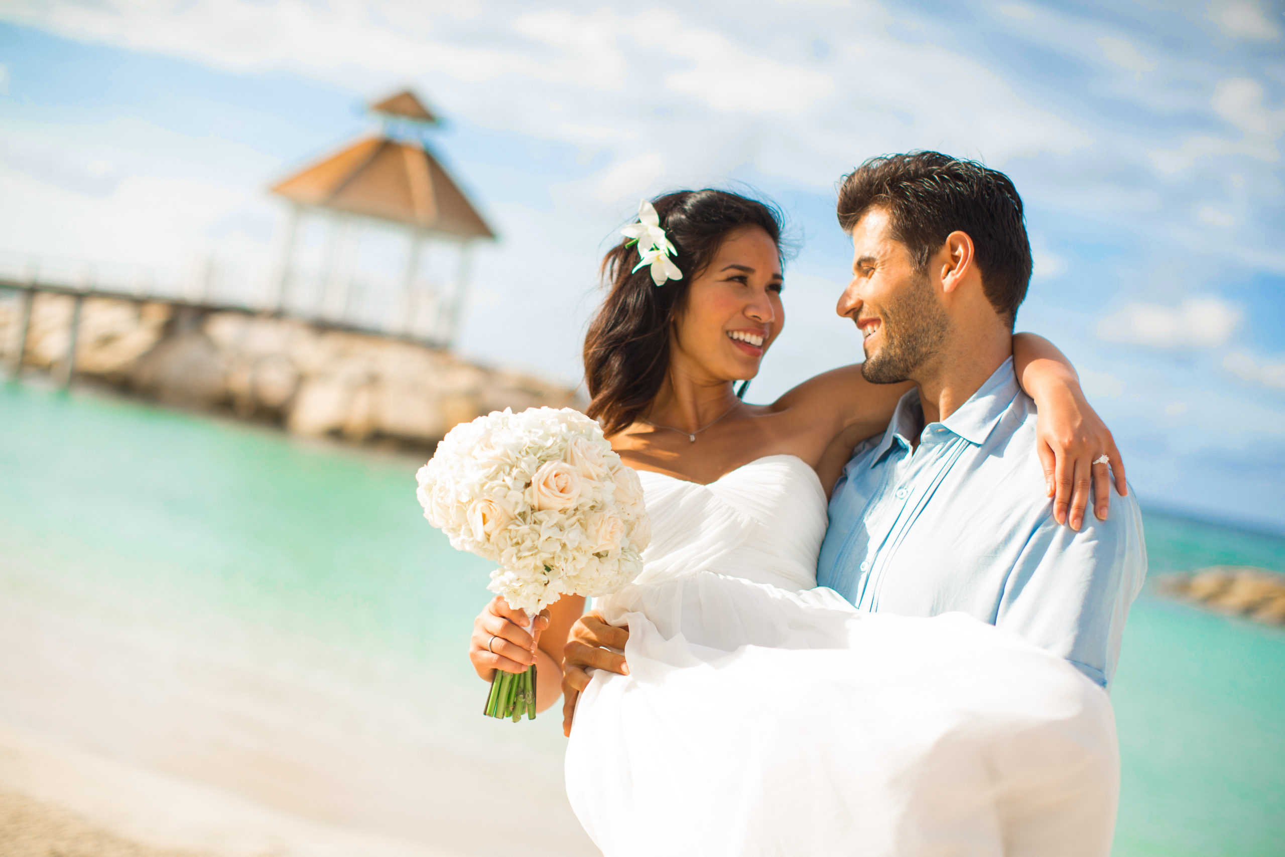 Hyatt Ziva & Hyatt Zilara Rose Hall Jamaica Destination Wedding Packages