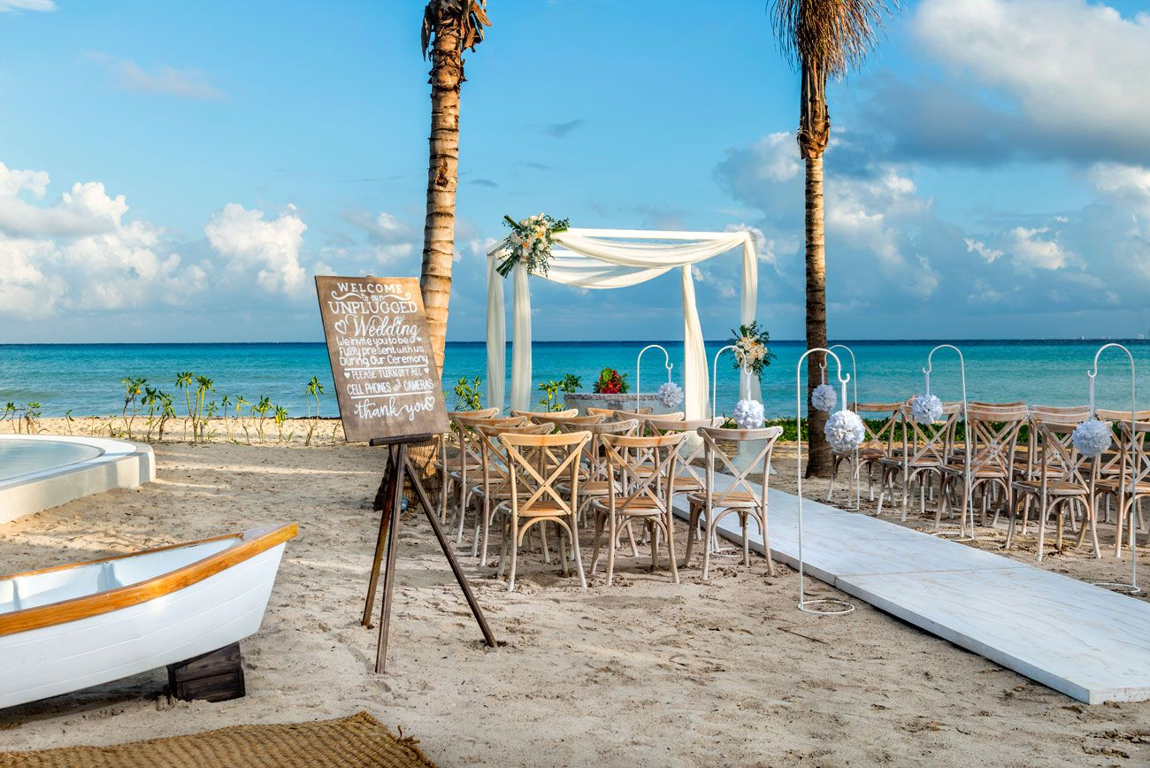 Ocean by H10 Destination Wedding Packages